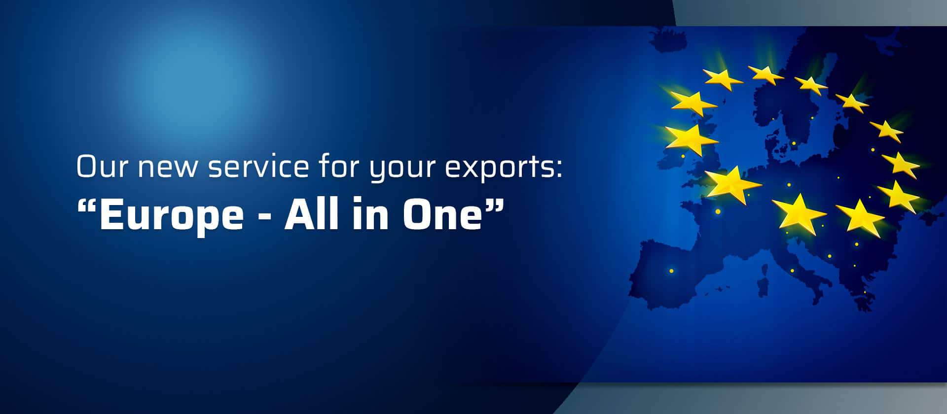 europe all in one exports